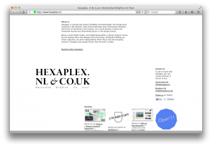 Hexaplex.nl & .co.uk