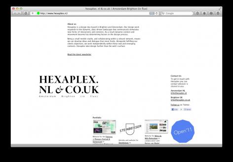 Hexaplex.nl & .co.uk